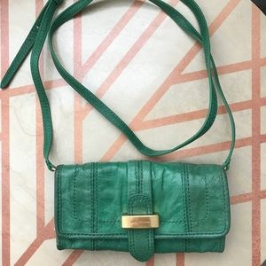 Juicy Couture leather crossbody